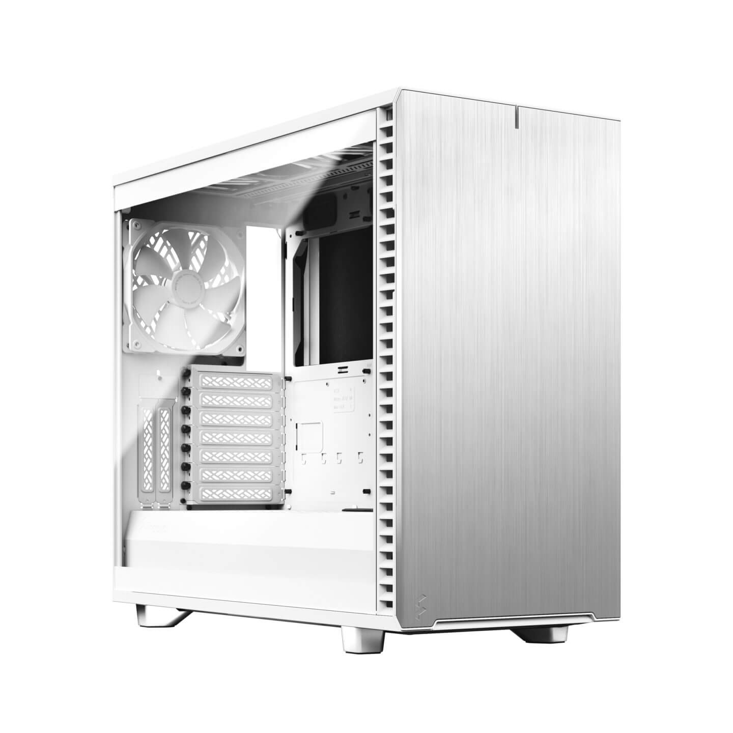 Fractal Design Define 7 Clear Tempered Glass PCケースのイメージ写真