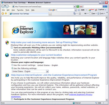 IE7 Beta 2 Preview