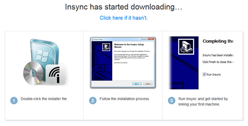 Insync Get Started