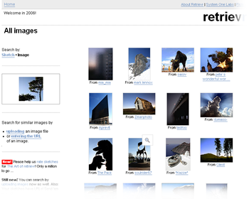retrievr search by image