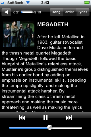 Simplify Media iPhone