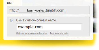 Use a custom domain name